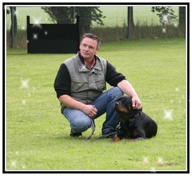 Wolfgang Eiköter - Rottweiler vom Zauberwald