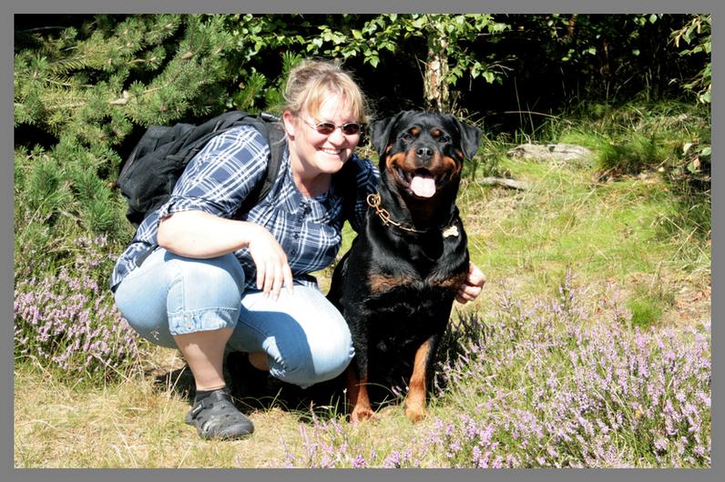Sonja Eiköter - Rottweiler vom Zauberwald